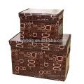 REACH custom pp non woven storage drawer