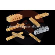 Brass Industrial Components Brass Neutral Links