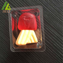 Small Plastic Candy Sugar Packaging Tray