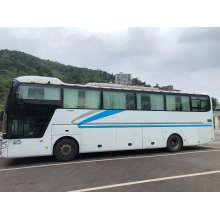 Autobús usado bien acondicionado del autobús de Yutong para la venta