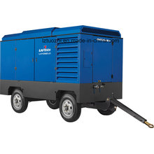 Atlas Copco Liutech 21bar Tragbarer Schraubenkompressor