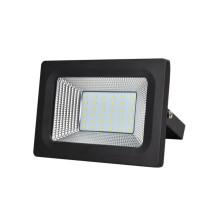 Luz de inundación LED de aluminio impermeable doble 30W
