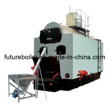 Biomasa de combustible de la caldera de vapor (DZL4-1.25-M)