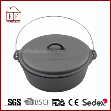 Pra-musim Cast Iron Camp Dutch Oven