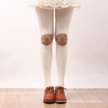 Women′s Girl′s Cotton Pantyhose Tights (TA003)