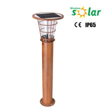 New products 2015 CE outdoor lighting solar LED lawn light 2602 series with led source and solar panel (JR-2602)