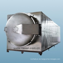 Nasan Nv Modell Mikrowellen Trocknen Maschine