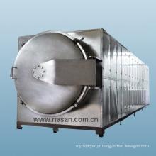 Máquina de secagem de rosas por micro-ondas Shanghai Nasan