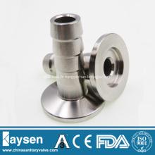 Tuyaux en caoutchouc KF25 en acier inoxydable 304