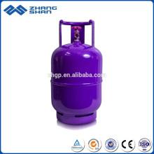Leere LPG-Behältergasflasche mit einer Größe von 11 kg