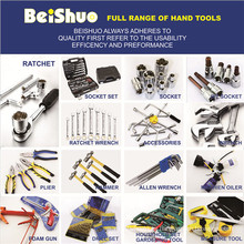 Beishuo Hardware Provide Full Range of Professional Tools. We Are Seeking for Distributors Worldwide.