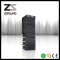 Passive/Active Line Array Audio System