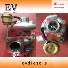 KUBOTA engine parts V2203 starter alternator turbocharger
