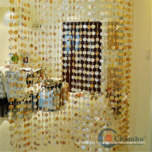 Natural seashell bead curtains for cheap sale