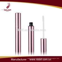 New fancy 8ml aluminum empty lip glss container
