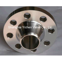 ANSI Stainless Steel Wn Pipe Flange