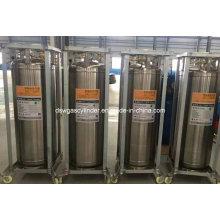 Designed for Export 175L 210L Liquid Nitrogen Dewar Cylinder