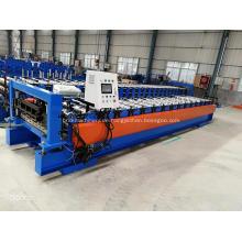 Maschine zur Herstellung von Containerdachplatten IBR-Former