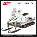 Gearbox CVT Efi Adult Snow Scooter with Winch