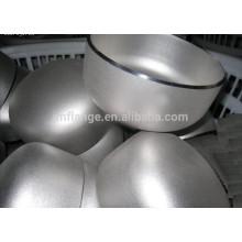Tubo de aço carbono soldado com tampa de extremidade grande diâmetro