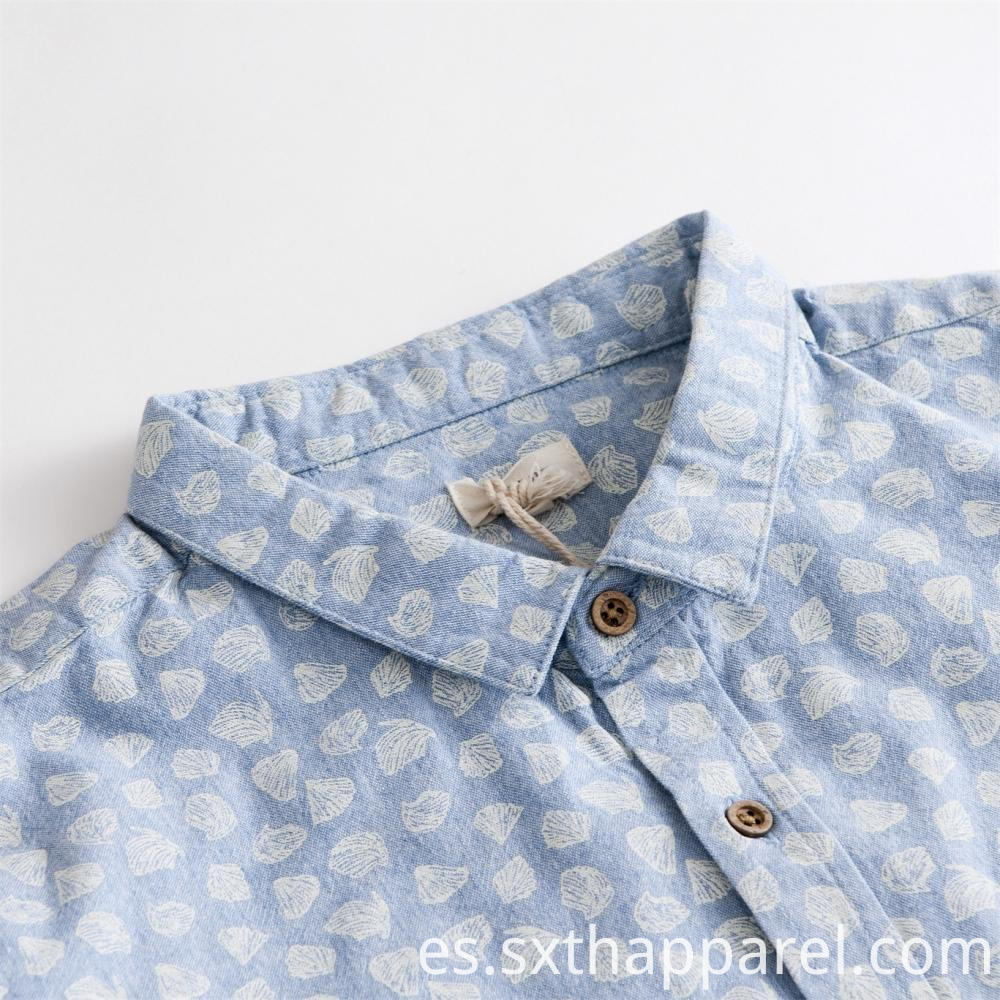 Regular Fit Men's Shirt
