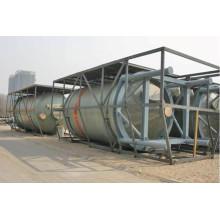 Fiber Glass Vertical or Horizontal Chemical Tank