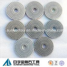 Professional Diamond Wet Polishing Pads