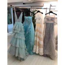 Real Sample 2017 Alle knds Kleider Prom und Abendkleider Bunte Freies Verschiffen