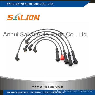 Câble d'allumage / fil d'allumage pour Zhengzhou Nissan (JP361)