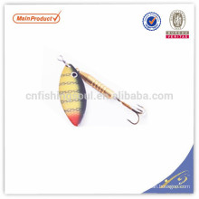 SPL018 chine en gros alibaba pêche leurre composant moule spinner leurre