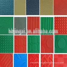 rubber sheet floor mat