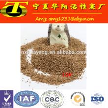 Abrasive media walnut shell powder polishing factory price