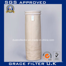Nonwoven Filter Fabric PPS Filter Bag