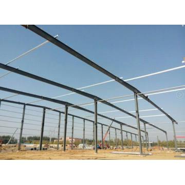 Taller Estructural Prefabricado con Gran Alcance (CH-85)