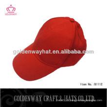 Bonnets de promotion chapeaux de sport en coton personnalisés