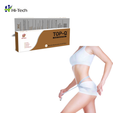 TOP-Q 10ml Injectable body filler acide hyaluronique pour injection mammaire et fessier