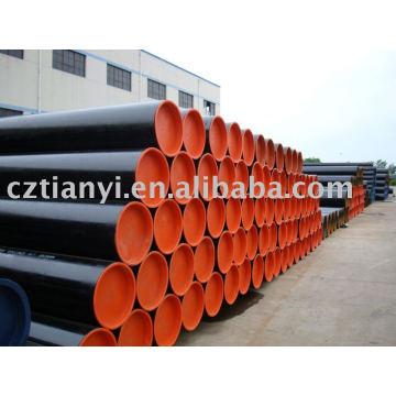 Предлагаем бесшовные трубы и трубы из углеродистой стали ASTM A106B