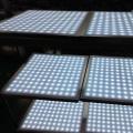 Lâmpada de teto LED colorida RGB Disco Club