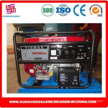 Tigmax Th7000dxe Gasoline Generator 5kw Key Start for Power Supply