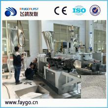 PVC-Kunststoff-Hot-Cut-Granulierung / Pelletisierung Maschine Linie zu machen