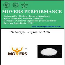 Haute qualité N-acétyl-L-tyrosine 537-55-3 99%