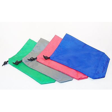 Hot sale colorful nylon drawstring pouches wholesale
