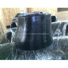 Réducteur con / ecc en acier au carbone en acier au carbone