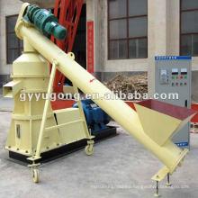 Hot Selling! Yugong Wheat Straw Biomass Briquette Machine