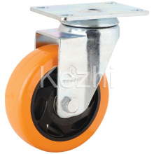 Roulette à roulement double à roulement à billes double pivotant (KMX2-M13)