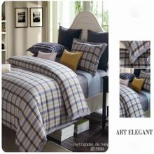 Schottland Plaid Flanell Schlafzimmer Set # Ms120404