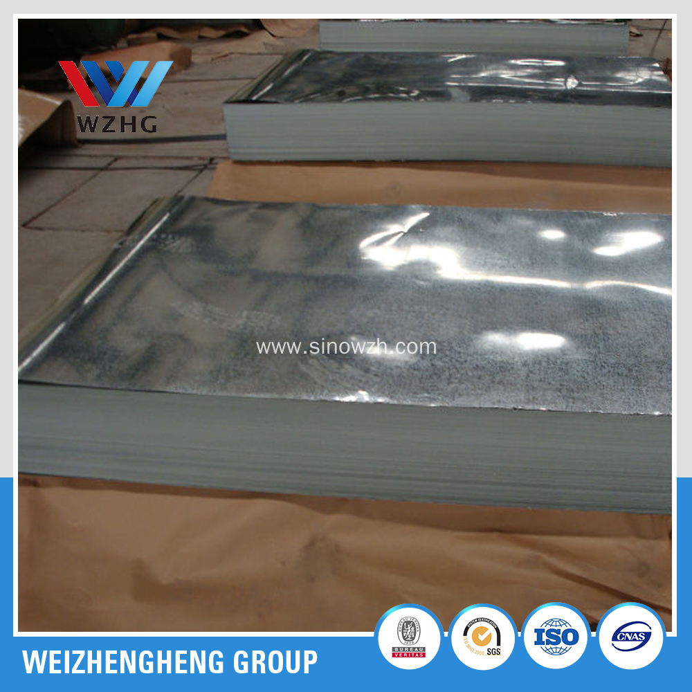 0.28 mm Galvalume and aluzinc steel sheet