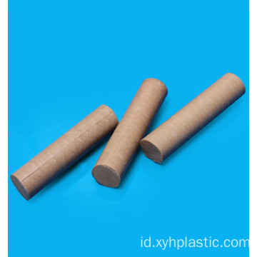 Warna Natural Polyether Keton MENGINTIP batang
