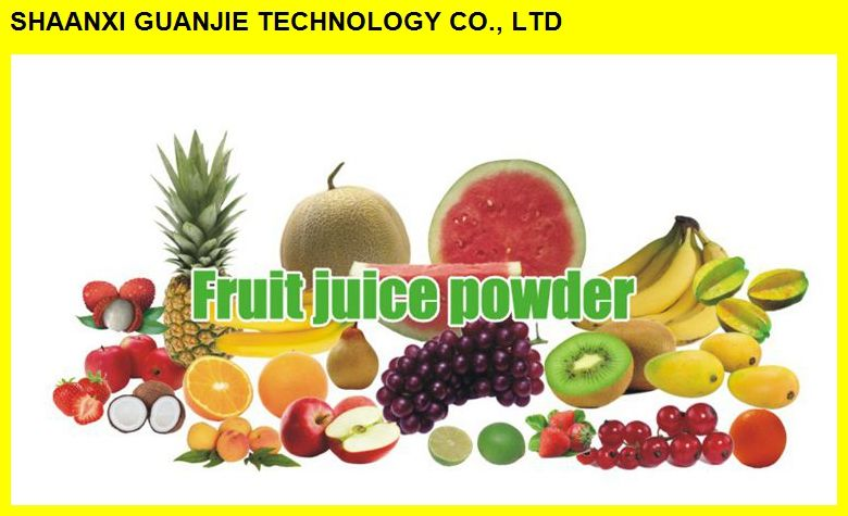 High quality Water Soluble Healthy organic tangerine juice powder