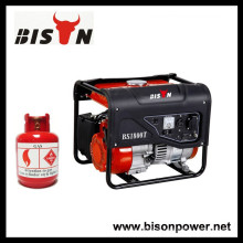 BISON (CHINA) BS1800NGT Novo Estilo Gas Natural Gerador Set